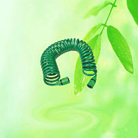 EVA Garden Coiled Hose With Couplings HT1061