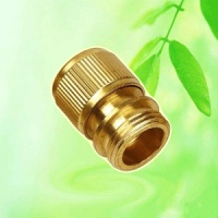 Brass Hose Coupling Connector Male HT1265