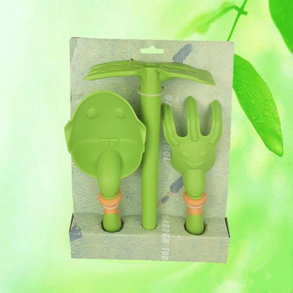 Plastic kids gardening hand tool kit ht2025 kids plastic for Gardening kit for toddlers