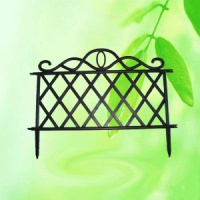 China Plastic Garden Fence HT4471 factory manufacturer supplier
