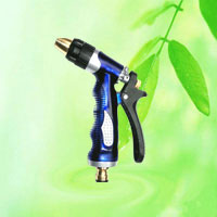 Metal Jet Water Hose Spray Nozzle Gun HT1335