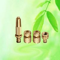 Brass Garden Hose Spray Nozzle Set HT1282 Hot Selling!!