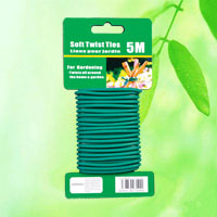 Soft Garden Plant Wire Twist Ties