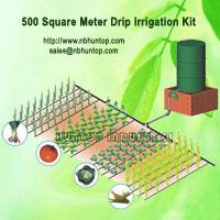 drip irrigation system for farm 500 sqm ht1108
