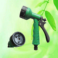 Multi Spraying Adjustable Garden Water Hose Nozzle Spray Gun