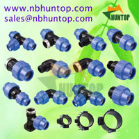 China Irrigation System Pipe Fittings factory manufacturer supplier