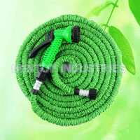 Quality Latex Expandable Garden Hose Set. Magic elastic Hose with Connectors and Spray Nozzle China factory manufacturer supplier