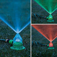 Color Changing Garden LED Sprinkler HT1040