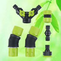 China Free Angle Watering Hose Connector Kit HT1235 factory manufacturer supplier