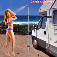 China Outdoor Garden Camping Shower Tripod On Stand HT1399 factory manufacturer supplier