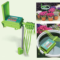 China Automatic Water Timer Drip Irrigation System HT1116 factory manufacturer supplier