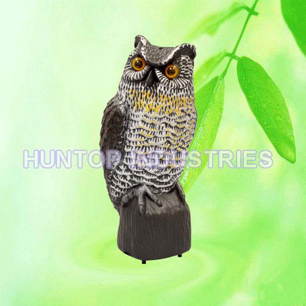 Owl Bird Deterrent Rotating Head China Manufacturer Supplier