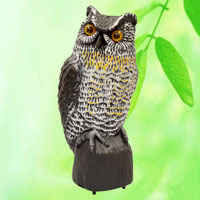 China Decoy Owls Scare Birds Away HT5155 factory manufacturer supplier