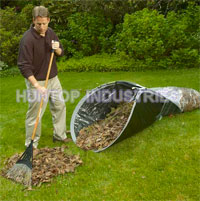 Garden Yard Lawn Leaves Clean Up Tools HT5440