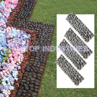 China Black Stone Border Garden Edging HT5609A factory manufacturer supplier