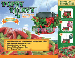 China Topsy Turvy Hot Pepper Planter HT5704 factory manufacturer supplier