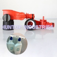 Garden Hose End Super Foam Sprayer Head HT1472A