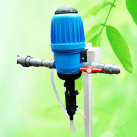 China Water Driven Dosing Chemical Fertilizer Injector Pump HT6584 factory manufacturer supplier
