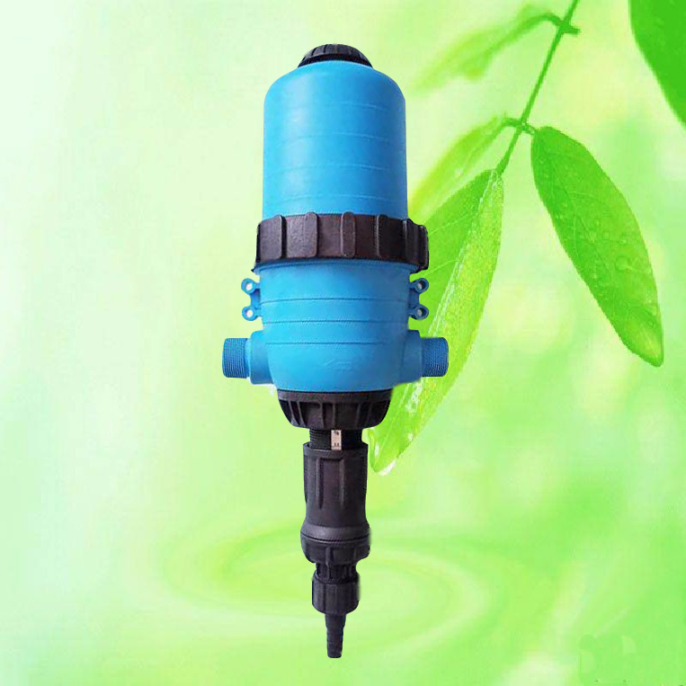 Proportional Injector Chemical Fertilizer Medicator Water-driven Injector 0.4-4/%