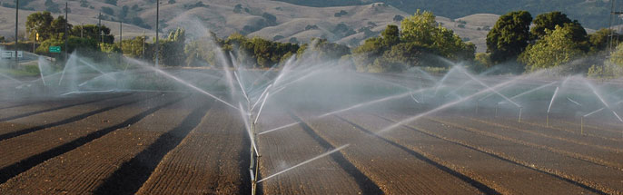 agriculture impact sprinklers
