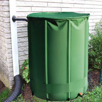 collapsible rain barrel China