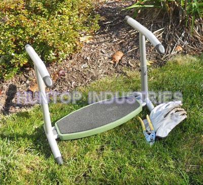 Marvelous Heavy Duty Garden Rocker Kneeler Bench