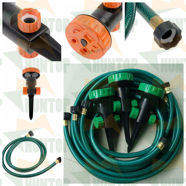 Temporary Irrigation System : Portable garden lawn sprinkler system china